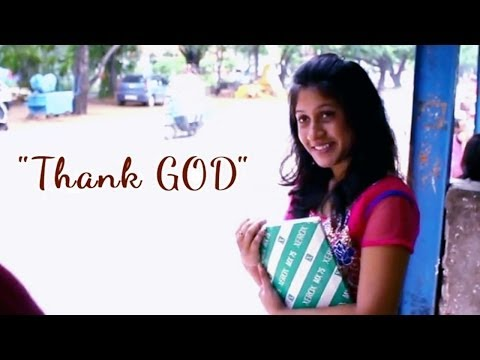 Thank GOD | Telugu Latest Short Film (2013)