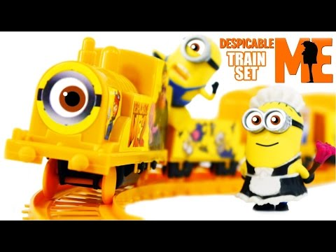 Train Despicable Me 2