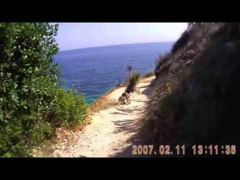 Dal Bungalow 3 alla Spiaggia di Sansone – Lilli all'Isola d'Elba 2012