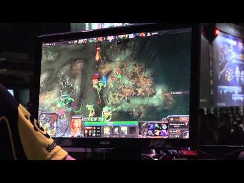 Na`Vi vs Empire - Consolation Final Game 1 live VOD @ SLTV 7