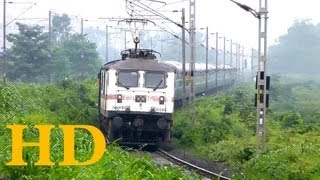 GZB WAP7 KARNATAKA EXPRESS FIRST TIME EVER ON YOUTUBE