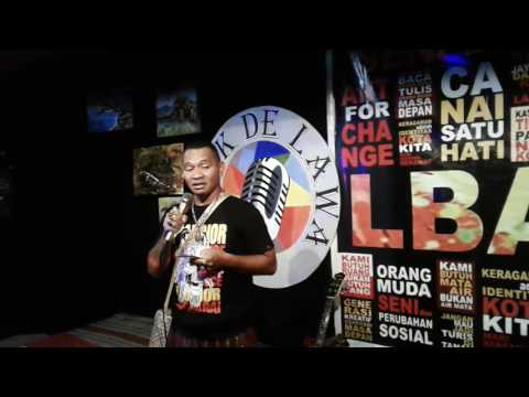 Joak De Lawa (Stanf Up Comedy) ala Manggarai Flores NTT