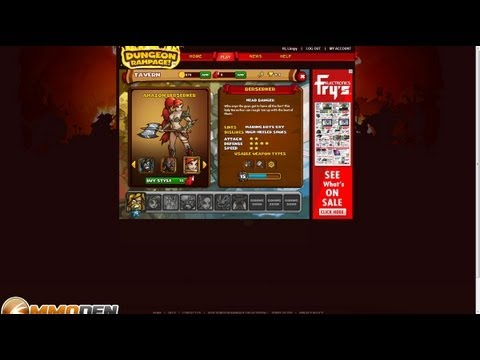 Dungeon Rampage Gameplay Review Inside the Den HD Feature