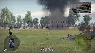 War Thunder type 89 prueba