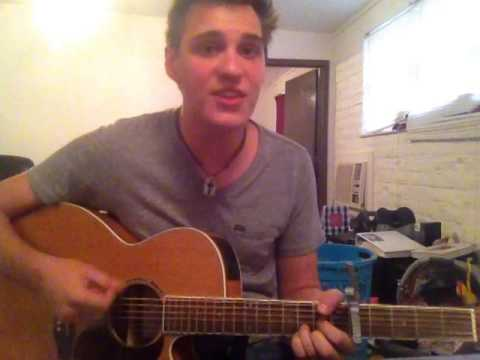 Thunder (cover) by cayden finch