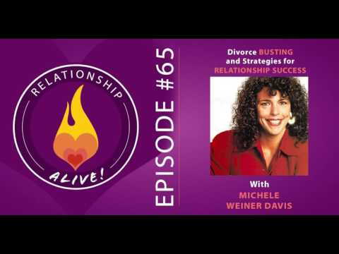 65: Divorce Busting and Strategies for Relationship Success with Michele Weiner Davis - YouTube