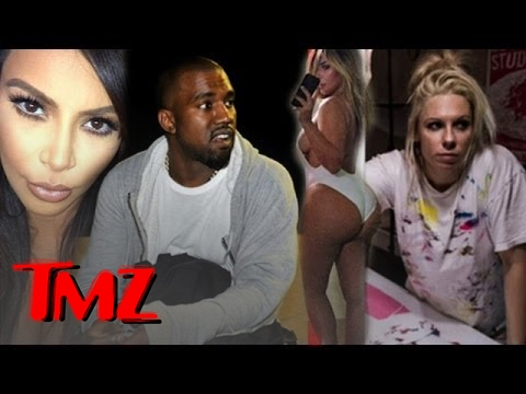 Kim And Kanye Scammed By An Andy Warhol Relative!