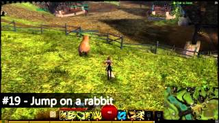 50 Ways to kill little critters in Guild Wars 2