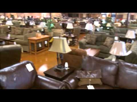 Darsey's Furniture, Grapeland, TX.