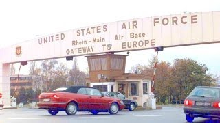 Rhein-Main Air Base and Hotel in 2013, Germany!  (Ep.1of3)