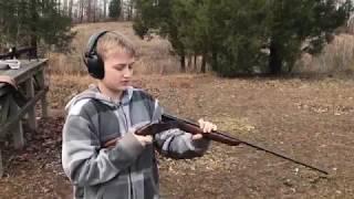 Antique Stevens .410 Single Shot Shotgun Savage Arms (Stevens 301)