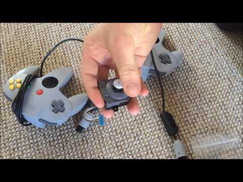 Let's Refurb! - How To fix Loose N64 Joysticks (Part 2)