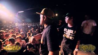 FlipTop - M Zhayt/Shernan vs Thike/G-Clown