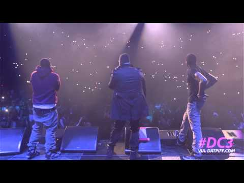MEEK MILL - LIVE NYC POWERHOUSE FT. NICKI MINAJ, S.B.O.E, JADAKISS, GUORDAN