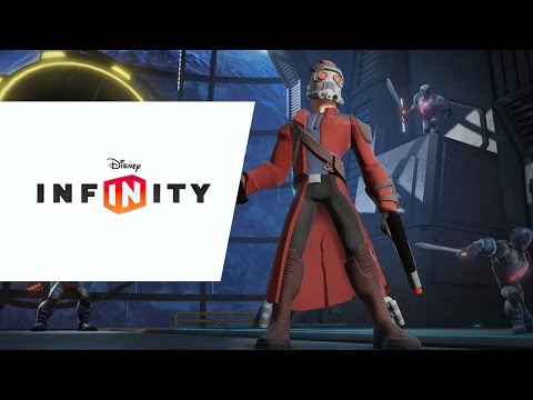 Disney Infinity: Marvel Super Heroes (2.0 Edition) - Star-Lord Spotlight