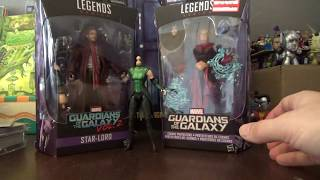 Download Lagu Toy Review Marvel Legends Adam Warlock, Starlord (with scarf), & Mantis BAF Completed! Gratis STAFABAND