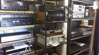 Cherry Vintage Audio's 125 vintage stereo pieces in 2 1/2 minutes