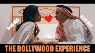 Desi Girl Gives Arab Guy The Bollywood Experience