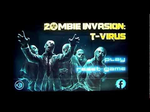 Zombie Invasion: T-Virus Walkthrough