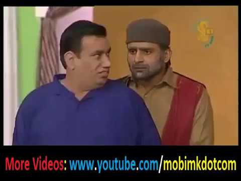 Muhabbat CNG 2 Amanat Chan and Nasir Chinyoti New Pakistani Stage Drama Full Comedy Funny