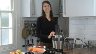 Review of Philips Juicer HR1871