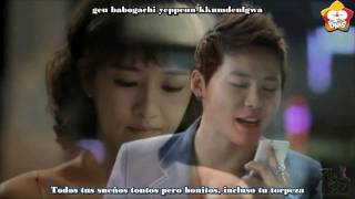 Kim Junsu - You Are So Beautiful (Scent of a Woman OST) Subs Español + Karaoke  (DMS Subs)