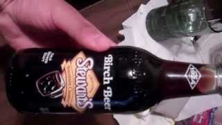 MKF30 reviews Stewarts Birch Beer! Taste Test.