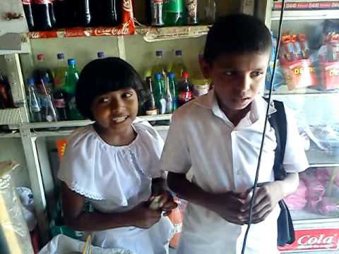 Sister And Brother Song...best.(sinhala)-by Kt.mp4 video
