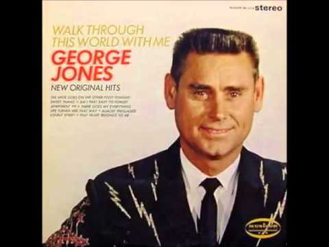 George Jones - Shoe Goes On The Other Foot Tonight