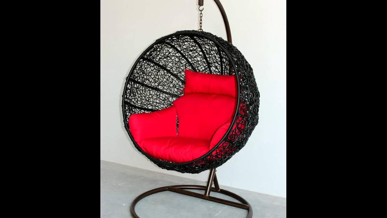 Подвесное кресло своими руками из прутьев 13