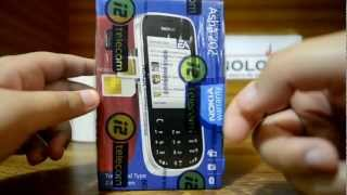 Nokia Asha 202 - Unboxing