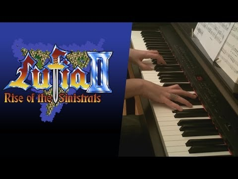To The Future (Ending Theme) - Lufia II - Piano