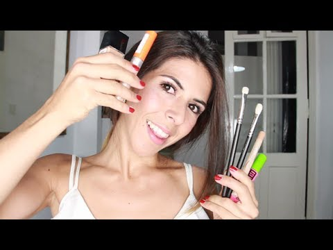 Kit de Maquillaje Básico para Principiantes -  Makeup Kit for Beginners por Laura Agudelo