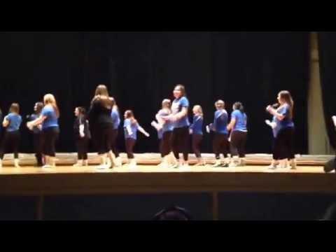 Sydney Academy dance concert part 1