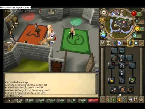 Runescape – Graahk Runecrafting Guide – With Commentary