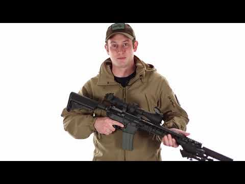 New ARES M4-A1 URX Edition with Licensed RIS from Knights Armament Co  - Airsoft GI