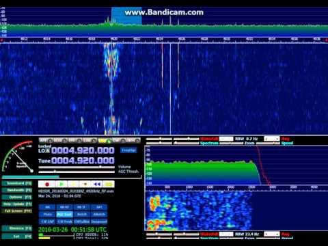 All India Radio Chennai (Chennai, Tamil Nadu, India) - 4920 kHz