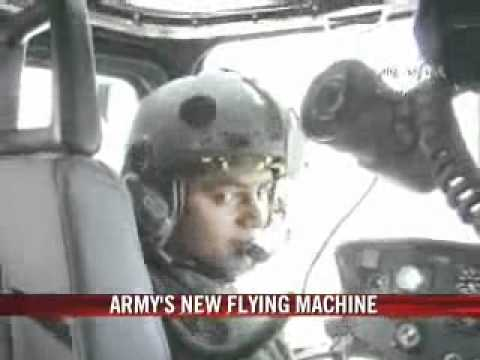 Hal Dhruv - Advance Light Helicopter - India video