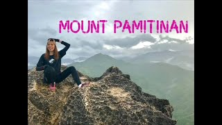 MT. PAMITINAN: Day hike travel guide, Budget and Itinerary.