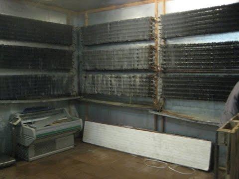 Как построить холодильную камеру своими руками для охлаждения мяса 87