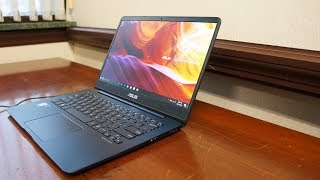 Asus Zenbook UX430UA: Beautiful, stylish, powerful Ultrabook