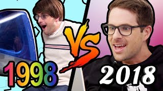 1998 VS 2018
