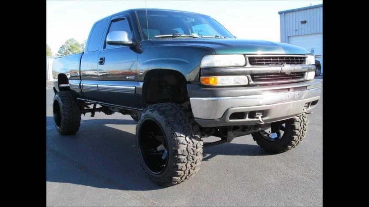 2002 Chevrolet Silverado 1500 Ls Lifted Truck For Sale