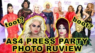All Stars 4 Press Party Bootleg Fashion Photo Ruview with Jaymes Mansfield!!!