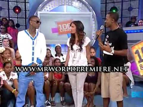 Soulja Boy interview on 106 &park one week before his birthday