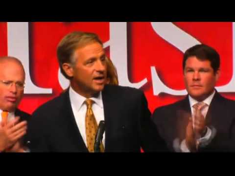 RAW VIDEO: Tennessee Gov. Bill Haslam's Vict