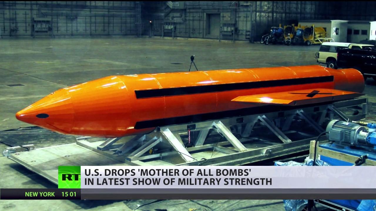 """Résultat de recherche d'images pour """"usa largest bomb ever"""""""
