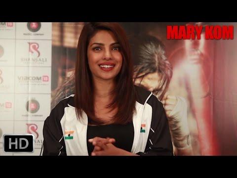 Priyanka Chopra's Favorite Moment | Mary Kom - 5th Sept