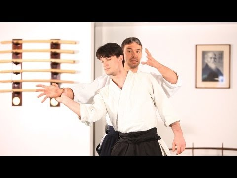 How to Do Irimi Nage | Aikido Lessons Image 1