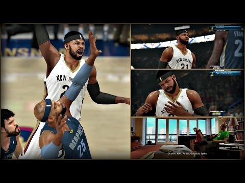 NBA 2K14 Next Gen MyCAREER Most Craziest Game Ever PS4